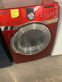 Samsung front load electric dryer working perfectly  Baltimore, 21223