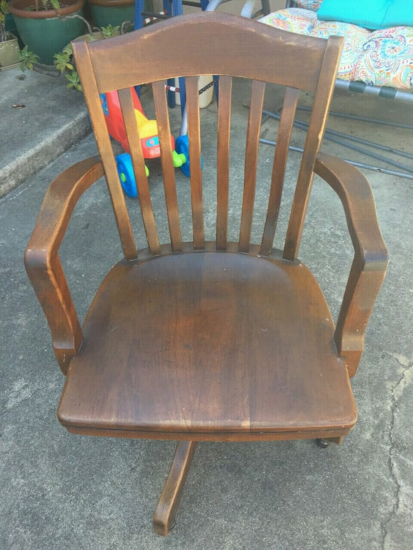 Used Heavy Duty Wood Chair For Sale In San Jose Letgo