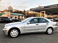 Team West Auto Group 2003 Mercedes-Benz C240 Local One owner Only 63km Mint c class !! Coquitlam