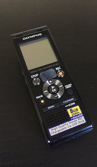 Olympus Digital Voice Recorder Oslo, 0979