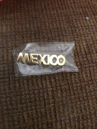 14k GF Mexico charm for necklace  Desert Hot Springs, 92240