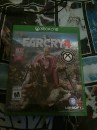 Xbox One Far Cry 4 case Pointe-Claire, H9R 3H8