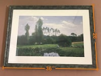 Picture and frame  Saint Charles, 63303