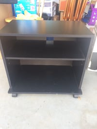 Small black TV stand El Cajon, 92021