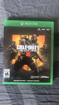 Call of duty black ops 4 Xbox one Toronto, M6H 2L2