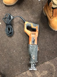 RIDGID SAWZALL GREAT CONDITION!! Negotiable!! Baltimore, 21217