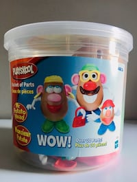 Mr. Potato Head Bucket of Parts Toronto, M1B 4X4