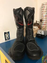 Motorcycle Boots Columbus