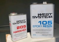 West Systems EPOXY & HARDNER & misc items Mound, MN 55364, USA