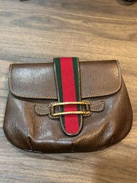 New authentic vintage Gucci clutch never been used Franklin Square, 11010