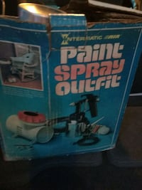 Paint sprayer Rome, 30161