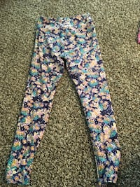 Lularoe OS Leggings Amarillo, 79118