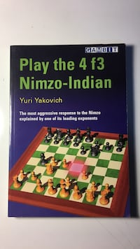 Play the 4 f3 nimzo-indian yakovich