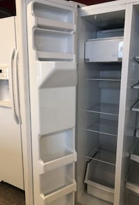 Hotpoint side by side Refrigerator  Houston