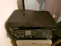 black and gray HP multi-function printer Montreal East