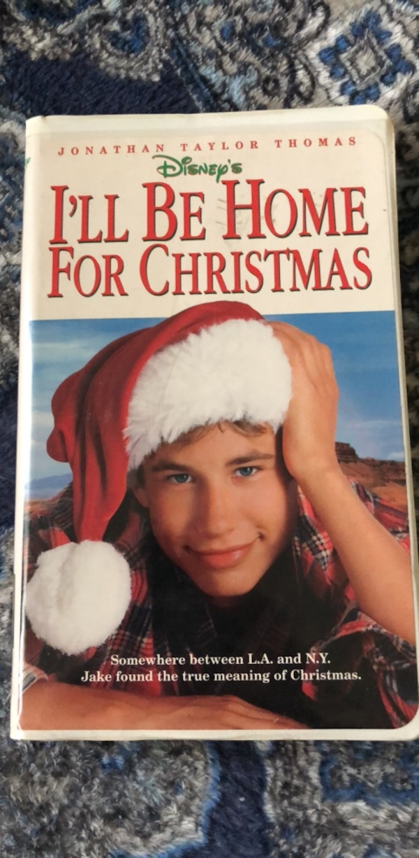 Ill Be Home For Christmas Vhs.Ill Be Home For Christmas Vhs