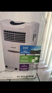 Honeywell Evaporative Air Cooler air conditioner Fan Los Angeles, 90012