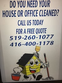House cleaning and office cleaning specials Cambridge