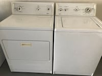 Heavy Duty Kenmore 80 Series  Washer And Dryer Electric Set