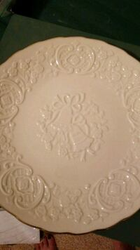 Lenox wedding promise plate Beacon, 12508