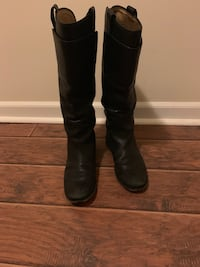 Frye Paige Tall Riding Boots Nashville