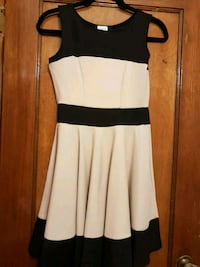 Women's black and beige dress Toronto, M6C 1C5