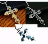 Brand new stainless steel necklaces Del City, 73114