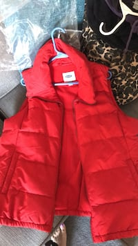 red zip-up hoodie Mississauga, L5A 3X1