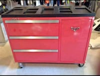 "Pixar movie ""Cars"" themed dresser Columbia"