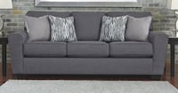 Gray Fabric Couch Orem, 84057