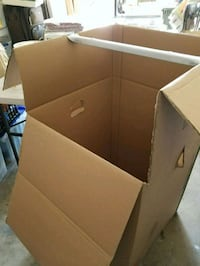 Moving wardrobe boxes - 4 Placentia, 92870
