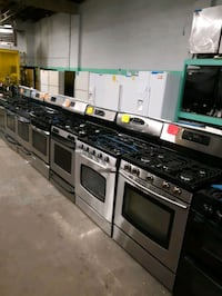 $250.00 & UP STAINLESS STEEL GAS STOVES WORKING PERFECTLY Baltimore, 21201