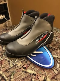 New XC ski boots size 12 Greater Sudbury / Grand Sudbury, P0M 2M0