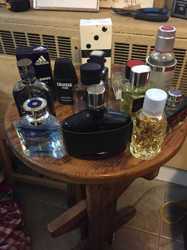 Fragrance bottle lot