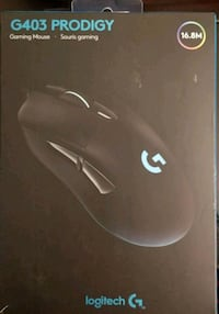G403 Prodigy Gaming Mouse wired  Bexley, 43209