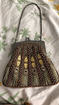 Beaded Purse  Vancouver, V6E 1G5
