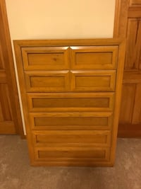 Solid Wood Chest of Drawers  Naperville, 60564