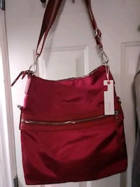 women's red sling bag Hamilton, L8N 2J8