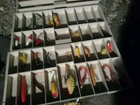 Fishing tackle  & Box Apple Valley, 92307