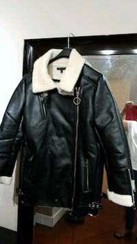 Brand new leather jacket Size medium Brampton, L6V 3H9