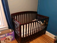 Graco convertible crib Lincoln, L0R 1B6