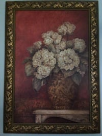 "Beautiful picture and frame. Measures 36"" x 42"".  Essex, 21221"