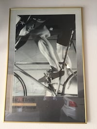 Rory O'Reilly Framed Picture Las Vegas, 89138