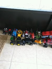 assorted-color RC toy lot Kissimmee, 34743