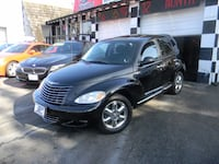 2004 Chrysler PT Cruiser Touring has only 129000kms Surrey