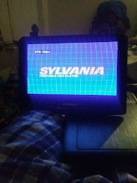 "Sylvania 9"" Portable DVD Player  9"" Swivel Screen Calgary, T2N"
