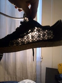 TOMS lace sneakers NEW Bronx