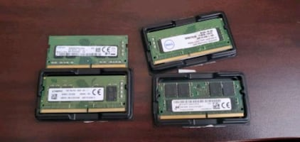 S> Laptop Ram. All are 8 GB sticks and still work