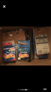 New hot wheels from the 70's-2020 + Johnny lightning, different kinds