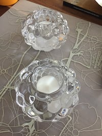 tealight candle holders Toronto, M6P 1Y6
